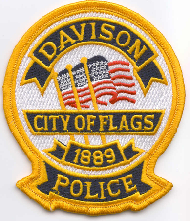 Police Department Patch